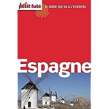 Espagne 2015 Carnet Petit Futé (Carnet de voyage)