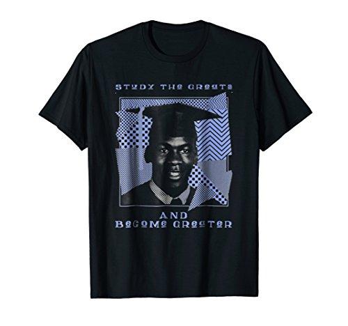 Jordan Classic Mens Tee Graphic (Jordan 11 cap and gown (prom night) Tshirt)