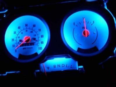 1980-1991 Chevrolet K5 Blazer White Face Gauges