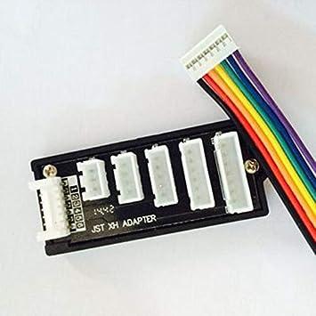 B6AC A6 Cargador para 2S-6S RC Lipo Carga de batería Balance ...