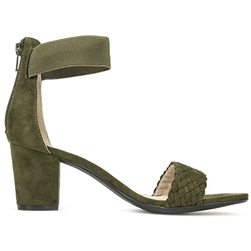 White Eryn Mountain Olive Sandal Women's waA6q