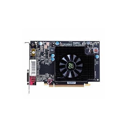 XFX HD-555X-ZHF2 1GB GDDR3 - Tarjeta gráfica (1 GB, GDDR3 ...