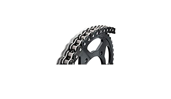 BikeMaster 525 BMRO Motorcycle O-Ring Chain 525 X 112 Natural Finish