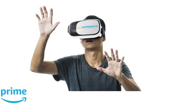 Play Visions VR Experience Virtual Reality Viewer Glasses Goggles Smart Phone Not Included Electronics For Kids