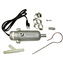 Kat's 13150 1500 Watt Aluminum Circulating Tank Heater