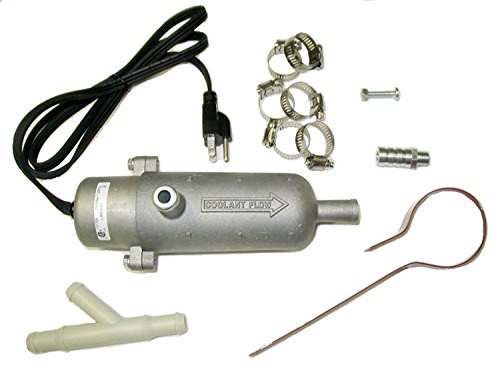 - Kat's 13150 1500 Watt Aluminum Circulating Tank Heater
