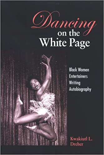 How to write a dance autobiography