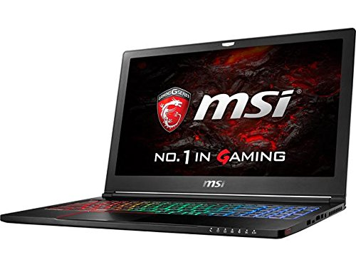 Photo - MSI 15.6'' GS63VR Stealth Pro-041 Intel Core i7 6700HQ (2.60 GHz) NVIDIA GeForce GTX 1060 32 GB Memory 128 GB SSD 1 TB HDD Windows 10 Home 64-Bit Gaming Laptop VR Ready