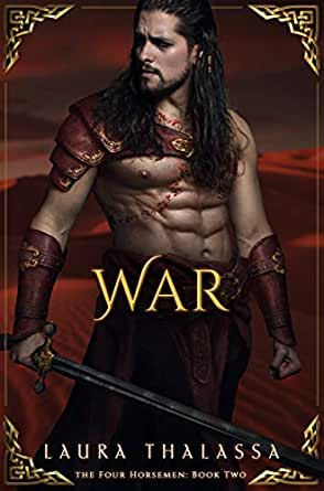 War (The Four Horsemen Book 2) (English Edition) eBook: Thalassa ...