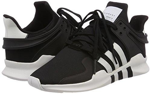 Adv Support Adidas Noir 0 Hommes Chaussures Eqt Pour Core noir Baskets Blanc 7qwwRC