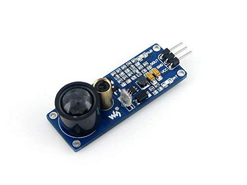 waveshare Laser Sensor Detector Module Receiver Transmitter Suport Arduino AVR PIC STM32 Application for Obstacle Detection Pipeline Counter Smart Robot Obstacle-Avoiding Car