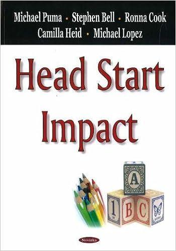 Book Head Start Impact