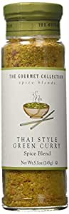 Thai Style Green Curry , T09271936367he Gourmet Collection Spice Blend