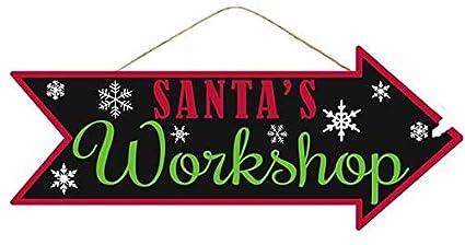Christmas Arrow.Amazon Com Craig Bachman Santa S Workshop Christmas Arrow