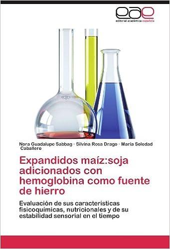 Expandidos Maiz: Soja Adicionados Con Hemoglobina Como Fuente ...