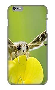 Durable Case For The Case Cover For LG G3 - Eco-friendly Retail Packaging(Animal Butterfly)