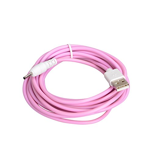 10 Feet Charging Cord for Nextbook Premium 7 7S 7SE 8 HD 8SE 9