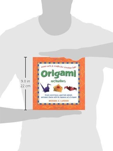 Origami Activities: Create secret boxes, good-luck animals, and ...
