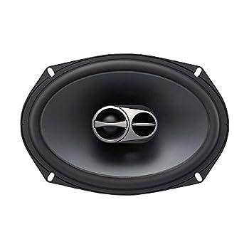 Alpine Cde-143bt Advanced Bluetooth Cd Receiver With Alpine Sps-610 Sps-619 6.5'' & 6.9'' Front & Rear Speaker System 2