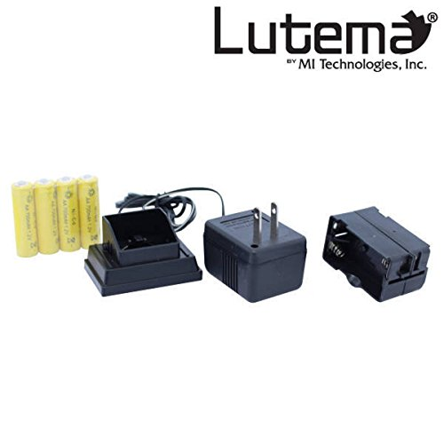 Lutema R/C Trucks 4CH Recharge Pack (Remote Control Car Lutema)
