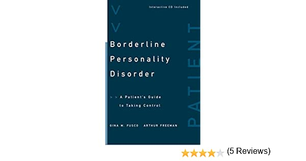 Amazon.com: Borderline Personality Disorder: A Patient's Guide to ...