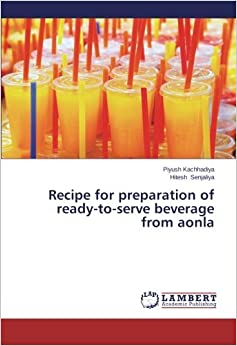 Recipe for preparation of ready-to-serve beverage from aonla
