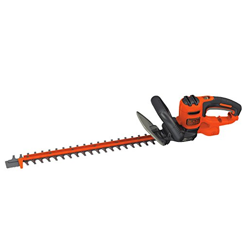 BLACK+DECKER BEHTS400FF 22'' Sawblade Electric Hedge Trimmer by BLACK+DECKER
