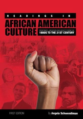 Readings in African American Culture: Resistance, Liberation, and Identity from the 1600s to the 21st Century