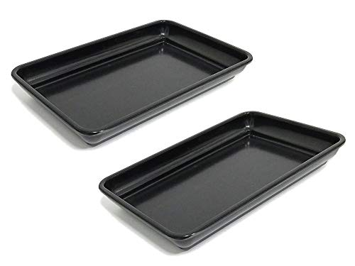 Tray Bundle - Set of 2 - Eve's Bonsai Humidity Drip Tray Overall size 6
