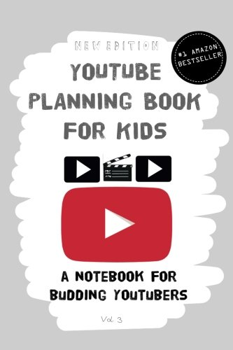 E.B.O.O.K YouTube Planning Book for Kids (2nd Edition): a notebook for budding YouTubers and Vloggers<br />PDF