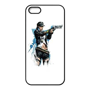 Unique Design Cases iPhone 5, 5S Cell Phone Case Black apb all points bulletin game8 88 Rsmvp Printed Cover Protector