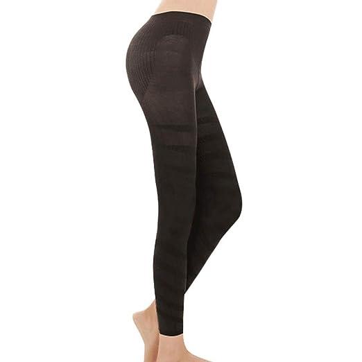 f575de623516f9 STARmoon Women Sculpting Sleep Leg Shaper Legging Body Shaper Slimming Pants  (M)