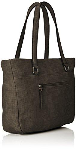 Shopping Noir Cartables Bag Adriana Black Tamaris aw78q