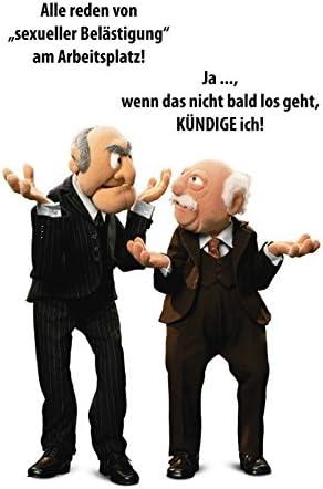 Schatzmix Waldorf Statler Muppets Alle Reden Von Sexueller