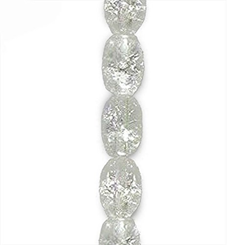 luxury-custom-6-x-8mm-of-approx-53-individual-loose-medium-size-oval-rice-beads-made-of-genuine-glas