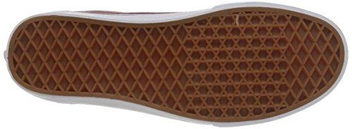 Vans Unisex Old Skool Classic Scarpe Da Skate Canvas Cordovan