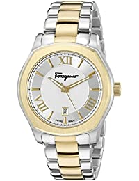Men's FQ1930015 Lungarno Analog Display Quartz Two-Tone Watch