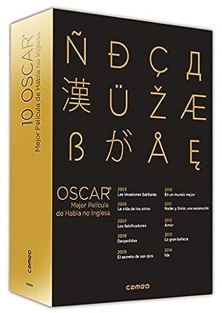Pack 10 OSCAR a la Mejor Película de Habla no Inglesa DVD: Amazon ...