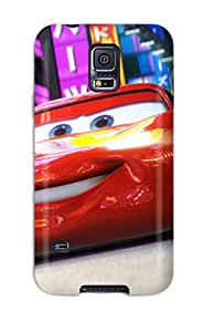 Discount 5710547K14967881 Fashion Case Cover For Galaxy S5(lightning Mcqueen In Cars 2)