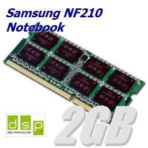 2 GB de memoria para ordenadores portátiles Samsung NF210: Amazon.es: Informática