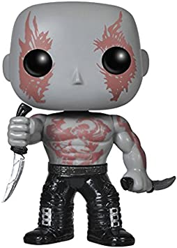 Funko Pop Drax Funko Shop Limited Edition Guardians Of The Galaxy