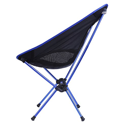 Outad Portable Ultralight Heavy Duty Folding Chair For