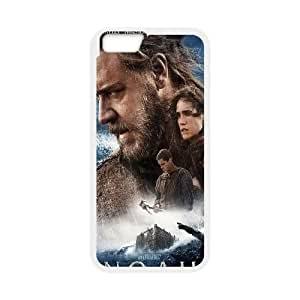 iPhone 6 Plus 5.5 Inch Cell Phone Case White Noah Poster L5Z1YM
