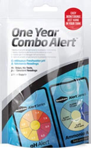 - Seachem 28658 Alert Combo Pack