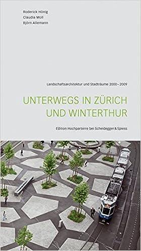 Télécharger des livres Unterwegs in Zurich Und Winterthur