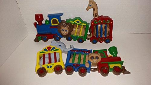 Vintage Circus Train burwood - Burwood Stores