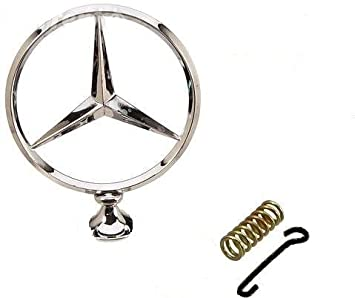 MERCEDES STAR BONNET EMBLEM BADGE REPAIR KIT: Amazon co uk: Car