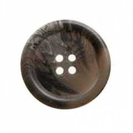 10 botones de madera-niños botones-Tortuga