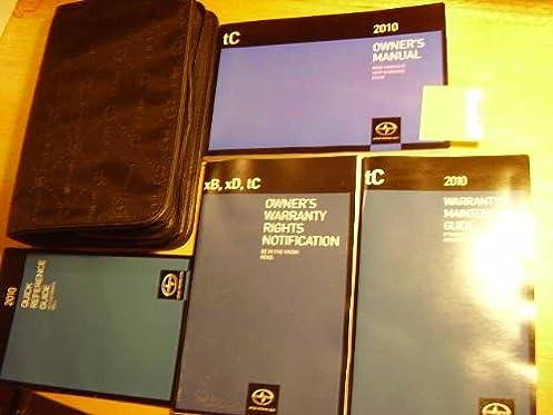 2010 scion tc owners manual scion amazon com books rh amazon com 2010 scion tc owners manual pdf toyota scion tc 2010 owners manual