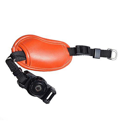 Kenko Hand Strap (Orange)